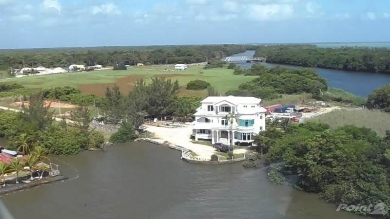 Residencial à venda em Luxury Waterfront Home with amazing sea views on Moho Bay, Belize City, Belize, Belize City, Belize   , Belize