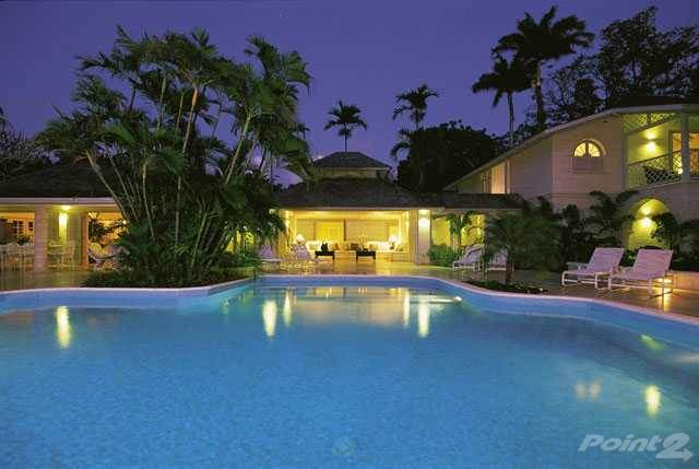 Residencial para alugar em Sandy Lane, Holetown, St. James   , Barbados