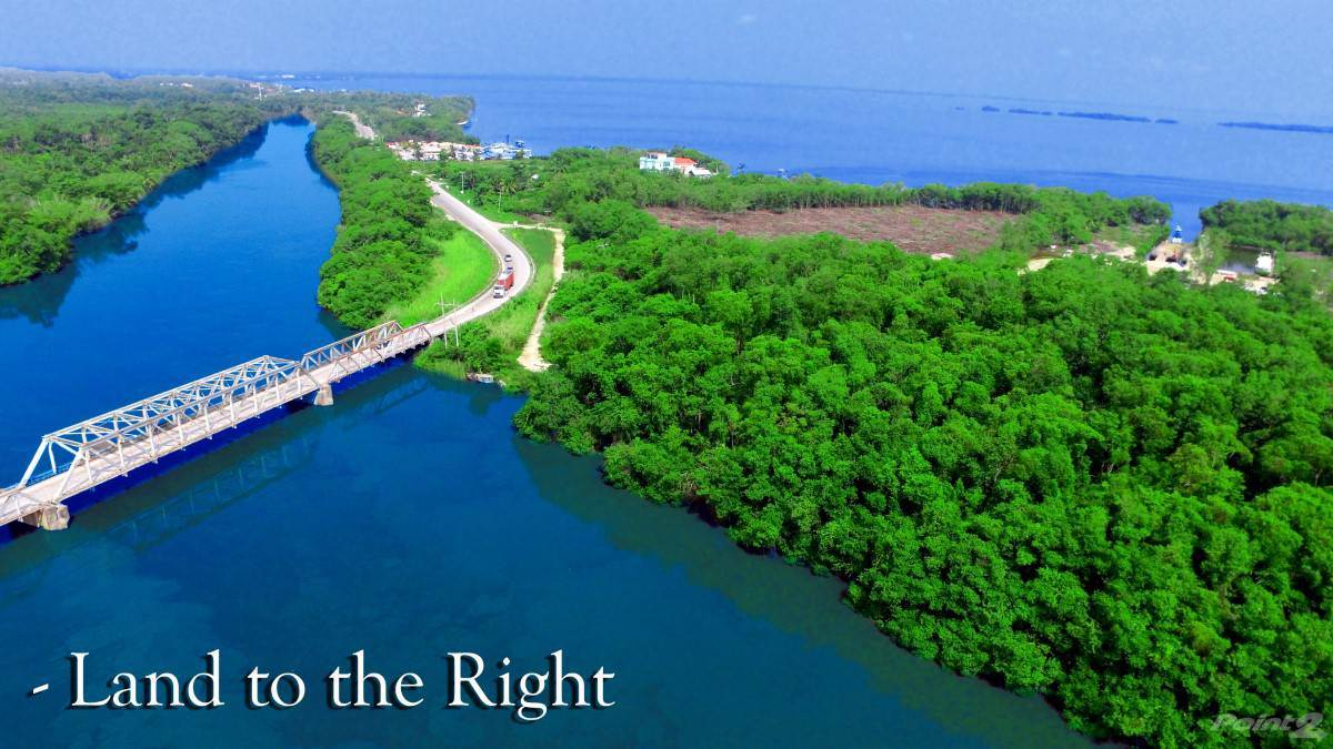 Residencial à venda em Belize Waterfront Land Haulover Bridge , Belize City, Belize   , Belize
