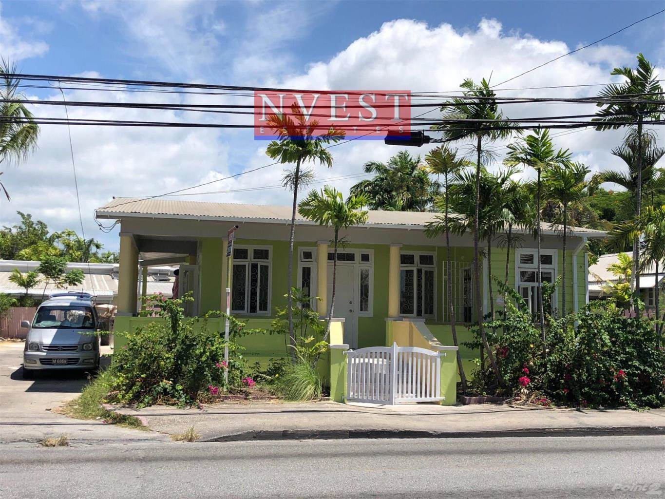 Comercial para alugar em Commercial house on busy Worthing Main Road, Worthing, Christ Church   , Barbados