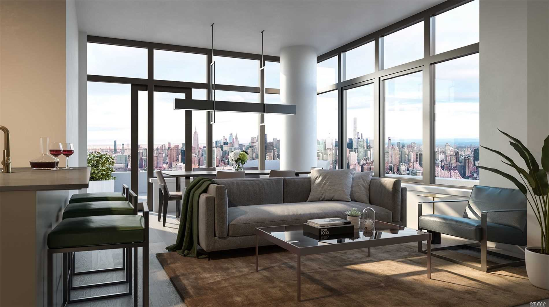 Apartamento à venda em 3 Court Square, Long Island City, NY ,11101  , EUA