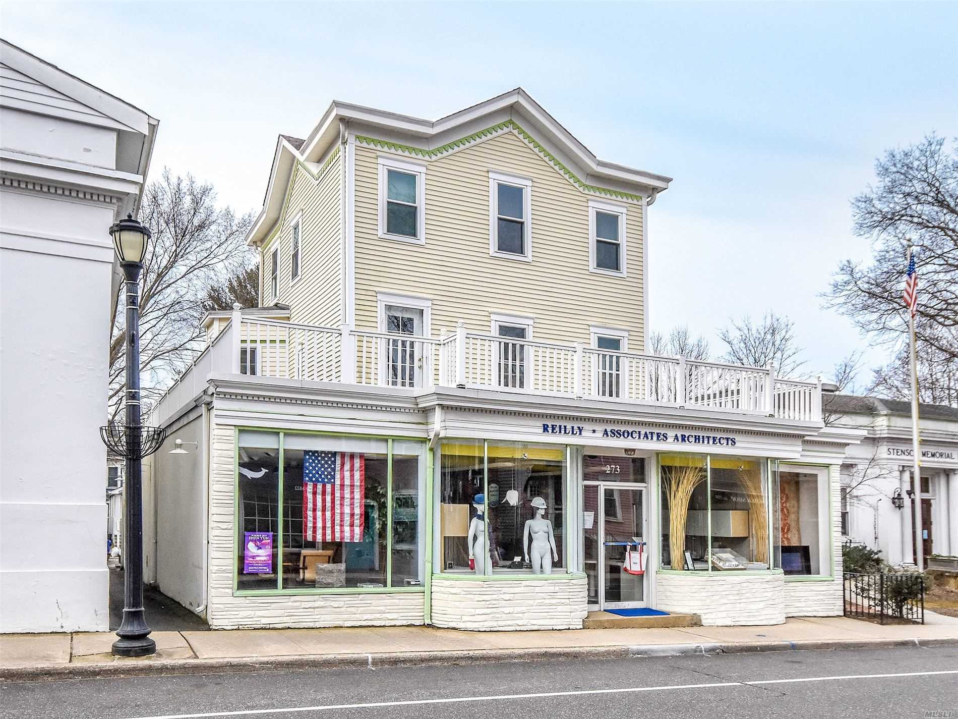 Comercial à venda em 273 Sea Cliff Ave, Sea Cliff, NY ,11579  , EUA
