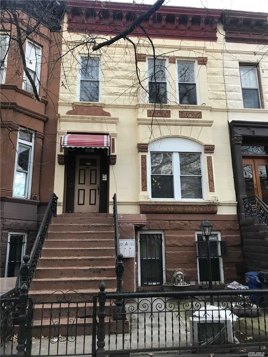 Residencial à venda em 461 Jefferson E Ave, Bed-Stuy, NY ,11221  , EUA