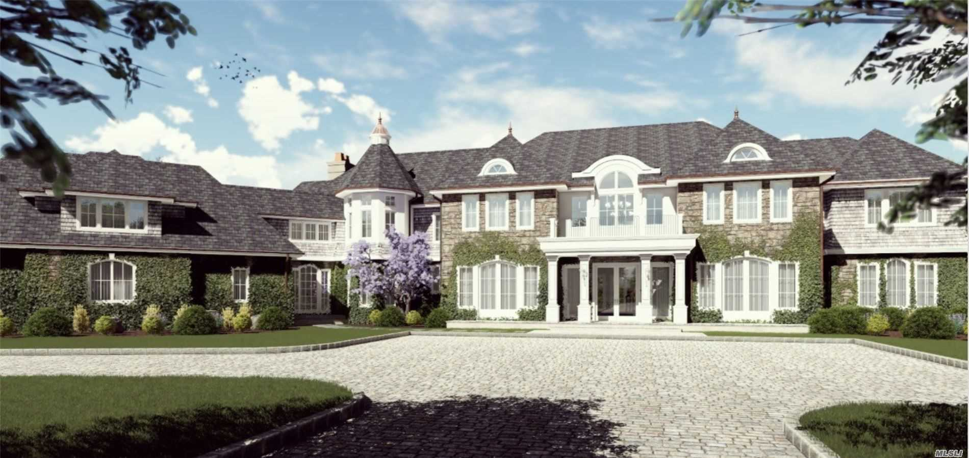 Residencial à venda em Lot A Highpoint Ct, Brookville, NY ,11545  , EUA